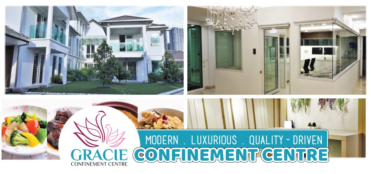 LUXURIOUS, MODERN AND QUALITY-DRIVEN: GRACIE CONFINEMENT CENTRE Offers Value Confinement Services in Bandar Sri Damansara
